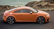 Audi TT 3 facelift (2018) Le TT célèbre ses 20 ans avec une mise à jour