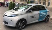 Renault et Ada s'associent pour un service d'autopartage à Paris