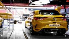 Renault présente la Mégane RS Trophy