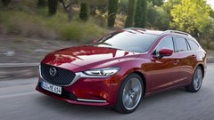 Essai Mazda 6 break 2.2 D 184 (2018) : les infortunes de la vertu