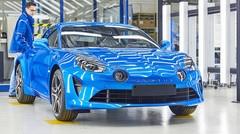 Alpine : bientôt vingt A110 produites par jour dans l'usine de Dieppe