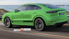 Porsche Cayenne Coupé (2019) : il s'attaque enfin au BMW X6