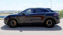 Le Porsche Cayenne Coupé se confirme