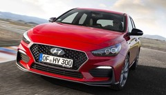 Hyundai i30 N Line (2018) Le style sport avec la finition « N Line »