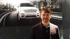 Fiat Chrysler se choisit le patron de Jeep comme pilote