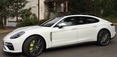 Dieselgate : l'Allemagne prépare un rappel des modèles Porsche Panamera