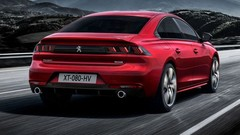Peugeot : la 508 GT hybride se précise