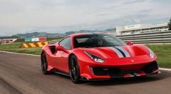 Essai Ferrari 488 Pista : de la piste à la route…