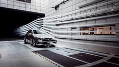 Mercedes Classe A berline : La voiture la plus aérodynamique du monde !