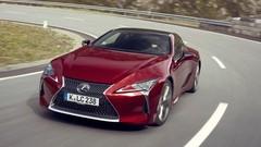 Lexus LC F : une version radicale en approche