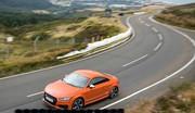 Essai Audi TT S : 20 ans et toutes ses dents