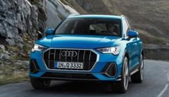 Audi Q3 : elle sera numérisée et dynamisée