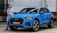 Audi Q3 (2018) : première impression à bord en vidéo
