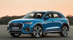 Audi Q3, le baby Q8 !