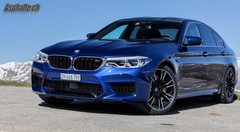 Essai BMW M5 F90 : le missile