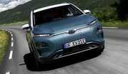 Essai Hyundai Kona Electric (2018) : Courant ascendant