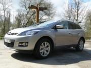 Essai Mazda CX-7 : SUV de tempérament