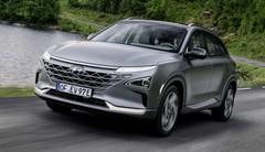 Essai Hyundai Nexo (2018) : Se jeter à l'eau