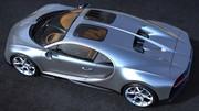 Bugatti Chiron Sky View : la tête dans les étoiles