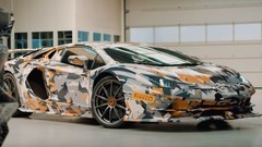 Lamborghini confirme l'Aventador SV Jota, record du Nürburgring en vue
