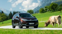 Essai Honda CR-V (2018) : essence, sept places, voici le nouveau CR-V