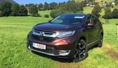 Prise en mains vidéo Honda CR-V (2018) : de 5 à 7