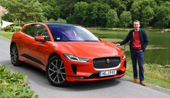 Essai Jaguar I-Pace : orange électrique