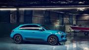 Porsche Macan 2018 : légères évolutions pour le SUV Porsche