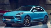 Porsche Macan : un petit restylage