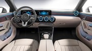 Mercedes Classe A : une nouvelle silhouette berline à son arc