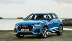 Audi Q3 2 (2019) : Silhouette sportive et digitalisation