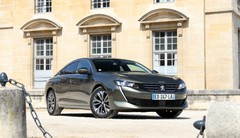 Essai Peugeot 508 BlueHDi 130 EAT 8: le bon accord