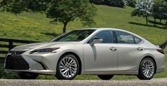 Essai Lexus ES : apparition d'un nouveau type