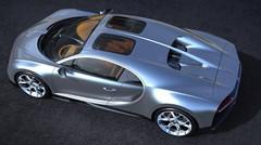 Un toit en verre Sky View pour la Bugatti Chiron
