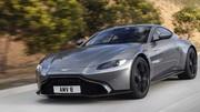 Aston Martin : une boîte manuelle pour le V8 AMG ?