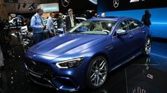 Mercedes-AMG GT Coupé 4 portes : l'anti-Panamera ?