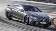 Mercedes AMG GT : à partir de 170500 €