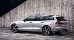 Volvo : le break V60 enfile l'alléchant survet' R-Design !
