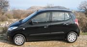 Essai Hyundai i10 : Bienvenue chez les i !