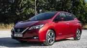 Essai Nissan Leaf 2017 N-Connecta