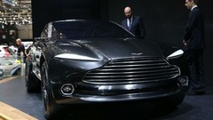 Aston Martin DBX : le SUV entrera en production fin 2019