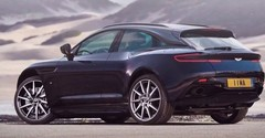 Aston Martin : la production du SUV débutera en 2019