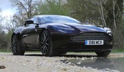 Essai Aston Martin DB11 V8 : un choix de raison ?