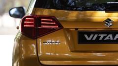 Suzuki Vitara: petit coup de jeune