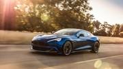 Aston Martin : la Vanquish bientôt de retour ?
