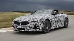 La BMW Z4 sera présentée en août
