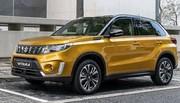 Suzuki Vitara 2018 : léger restylage pour le SUV Suzuki