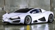Milan Red : La nouvelle supercar autrichienne