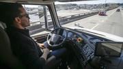 Uber abandonne le camion autonome