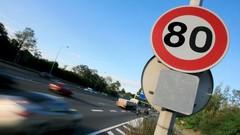 Vitesse à 80 km/h : hausse des conducteurs flashés et des dégradations